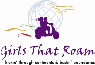 Girls That Roam Logo