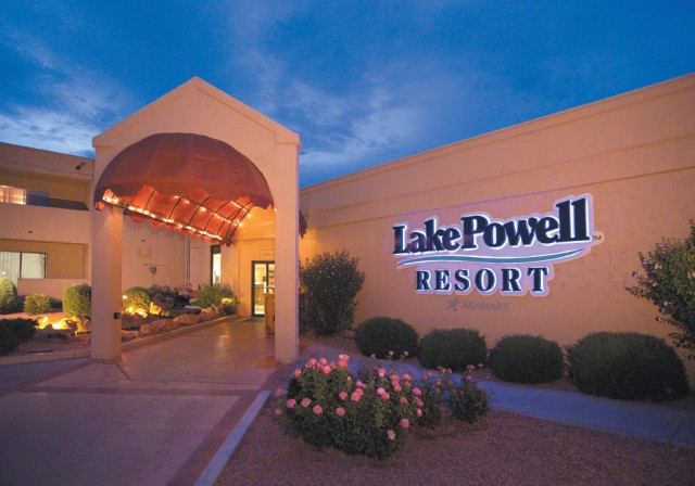 Hotels In Lake Powell Az