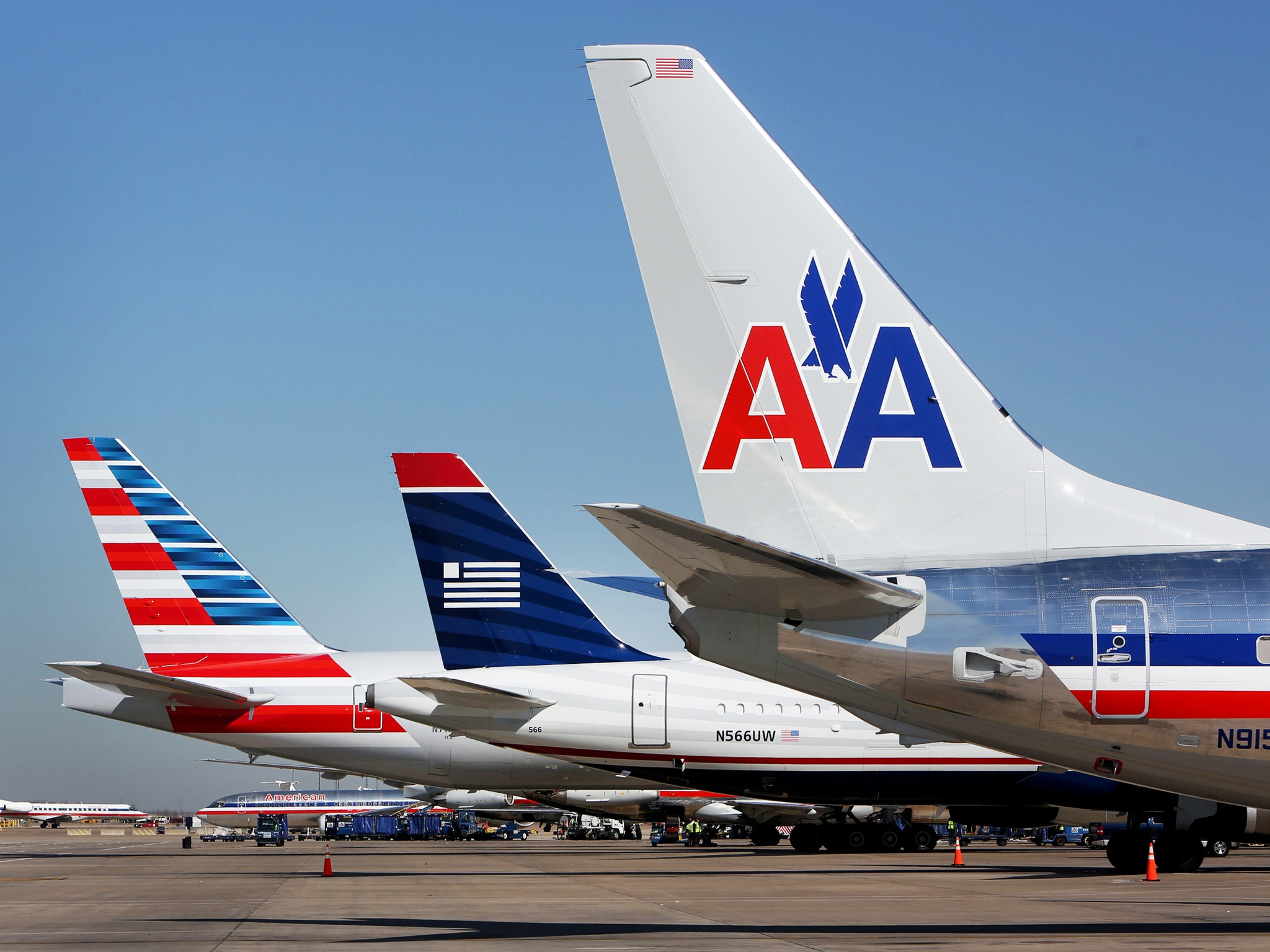 The Break Up Is Final United Airlines And Us Airways Are No Longer