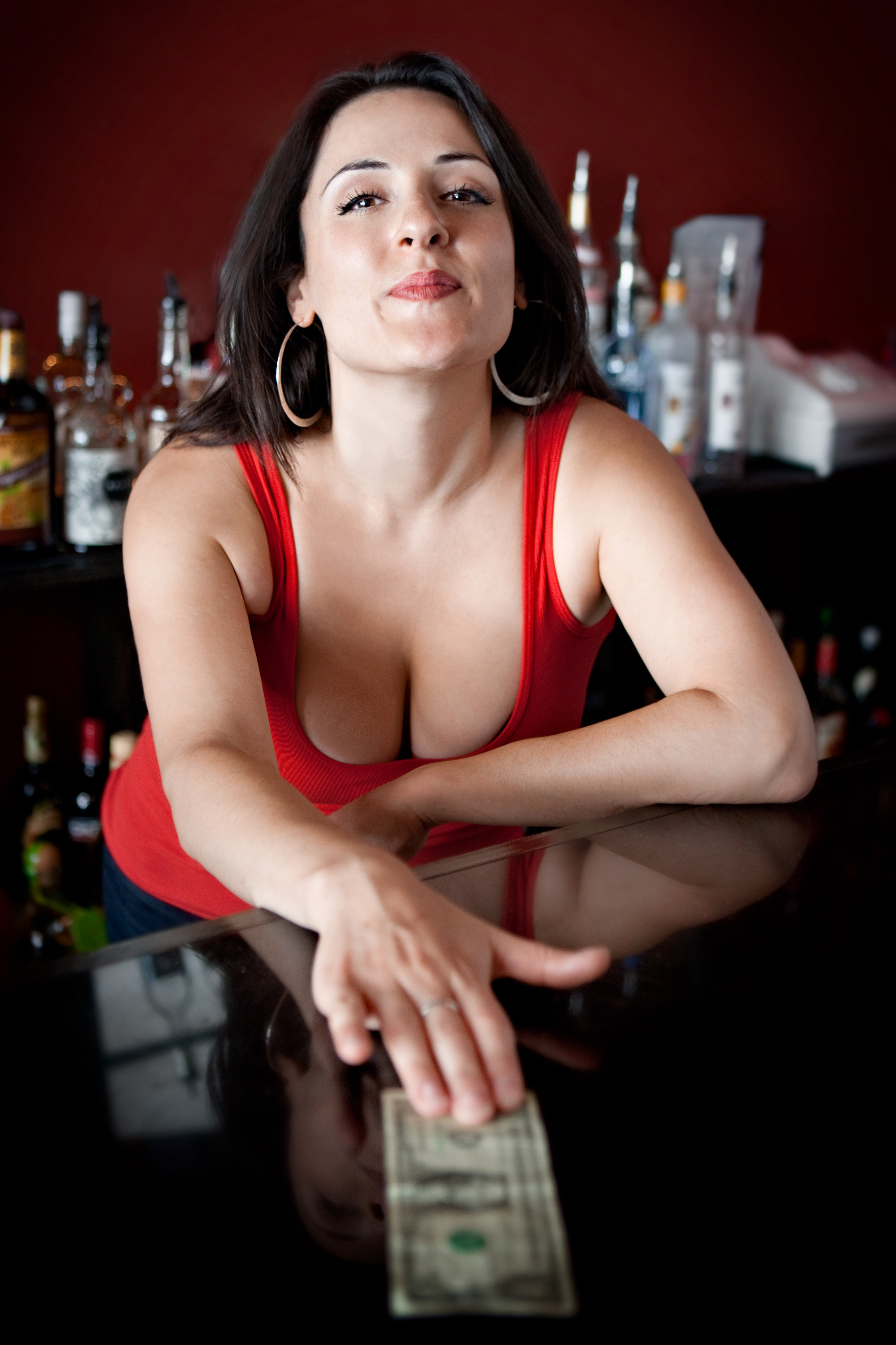image Bar girls get served cock and cant get enough