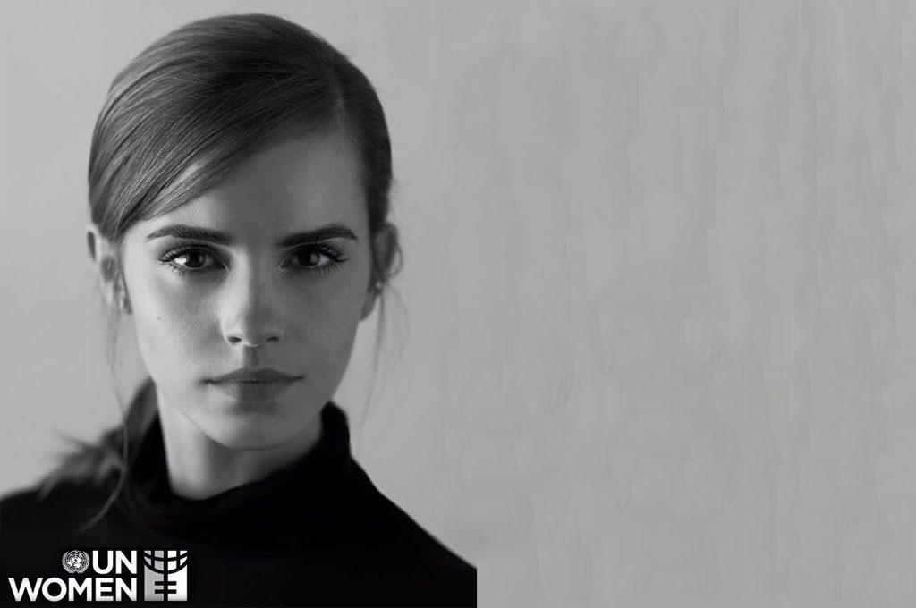 Emma Watson, new UN Women Goodwill Ambassador. Source: UN Women