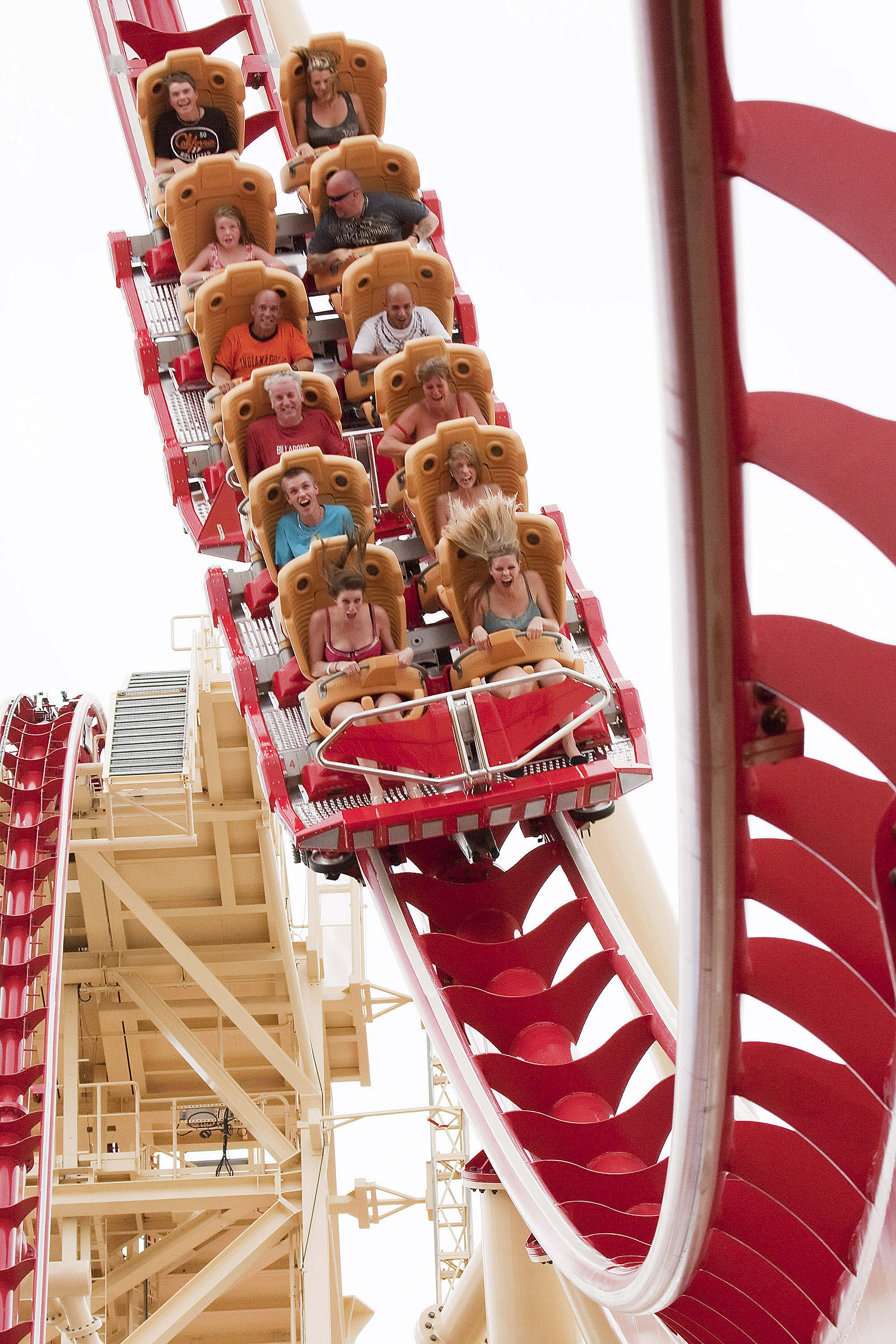 Brave Universal's Hollywood Rip Ride Rockit roller coaster. (Photo: Courtesy of Universal Studios Orlando)
