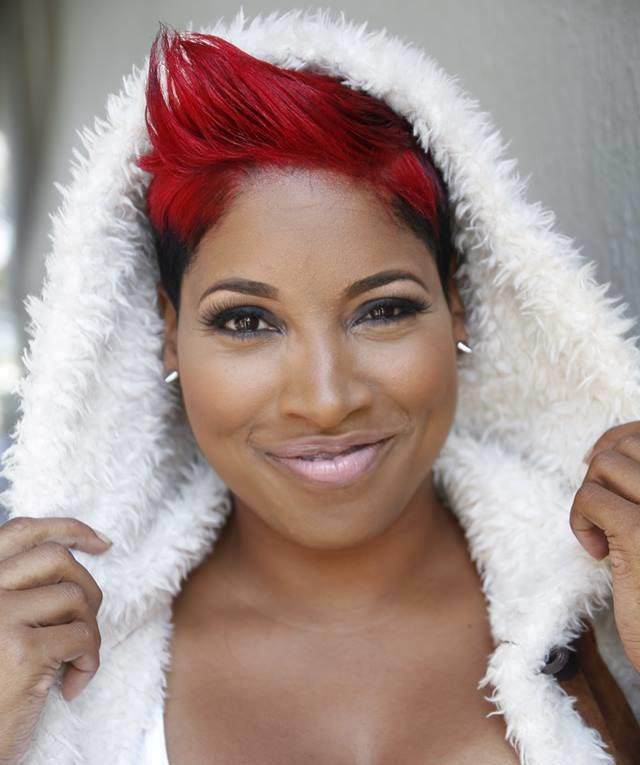 """NBC's """"X-Factor's"""" Lorie Moore (Photo: Courtesy of San Diego Pride)"""