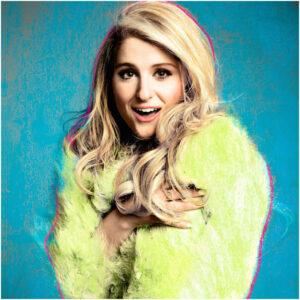 """'All About That Bass"""" hit-maker Meghan Trainor"""