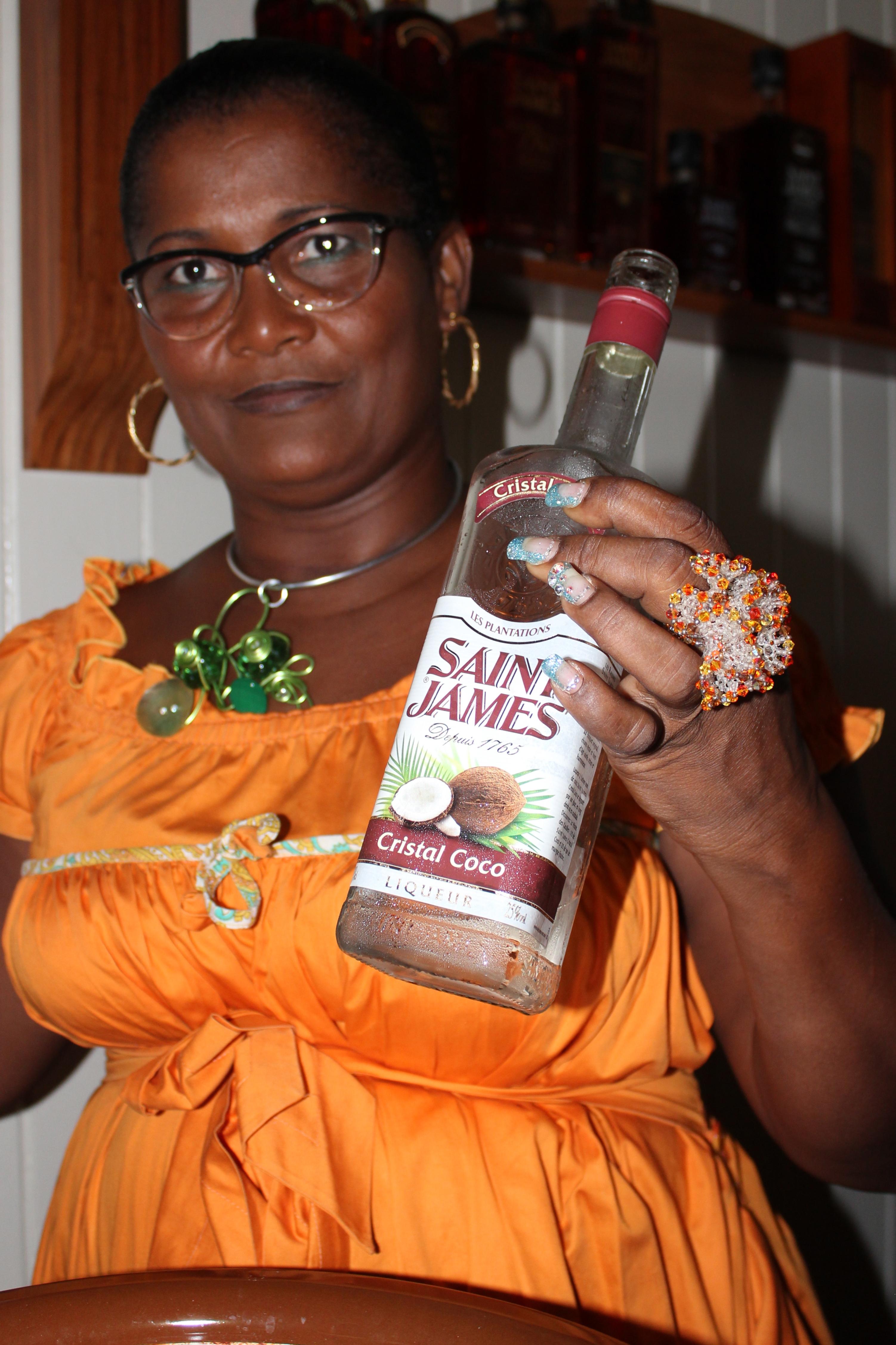 St. James Rum in Martinique. (Photo: Nicole Clausing)