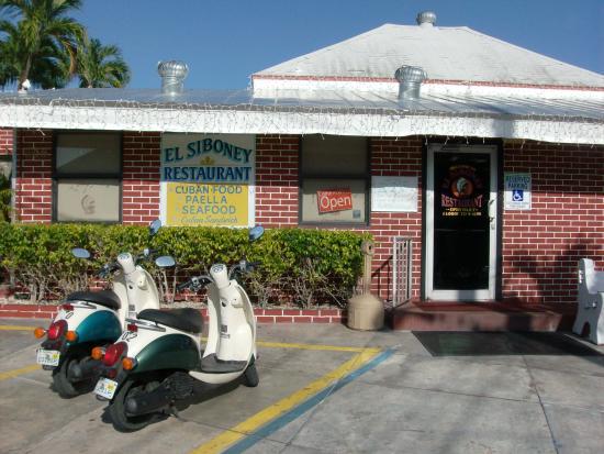 El Siboney Cuban Restaurant Key West Florida