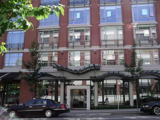 Yaletown Vancouver Opus Hotel