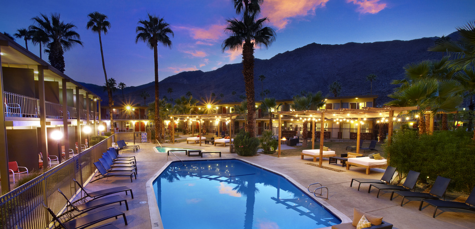 Best Hotels In Palm Springs For Families