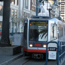 San Francisco's Public Transit System Goes High Tech
