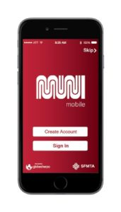 MuniMobile is the official mobile ticketing application for the San Francisco Municipal Transportation Agency (SFMTA), which runs Muni. The app is available for free at the Apple App Store and Google Play store. Just search MuniMobile! With MuniMobile you can buy and use fares and passes for Muni bus and rail vehicles, cable car, or SF Access paratransit vans directly from your smartphone. (PRNewsFoto/GlobeSherpa)