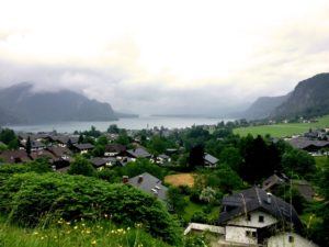 The village of St. Wolfgang on the end of Wolfgangsee is one of the three lakes in the opening scene of The Sound of Music. (Photo: Super G)