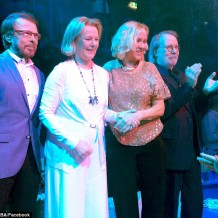 The Party Continues: ABBA Opens New Mama Mia! The Party Restaurant In Stockholm