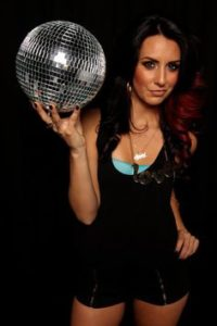 DJ Angie Vee (Photo: www.pinterest.com)