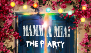 Mama Mia! The Party at the Tyrol Restaurant, Lilla Allmänna Gränd 9 in Grona Lund, Stockholm, Sweden. Tickets range $156.50 - $180 (1340.00 - 1534.20 SEK) per person. To RSVP contact +46 10 708 70 00, info@mammamiatheparty.com, or for larger groups, ticket@mammamiatheparty.com. For more information, visit MammaMiaTheParty.com or Gronalund.com/Tyrol.