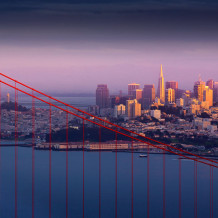 San Francisco Bay Area Is Number Four On Our List Of Places To Visit In 2016