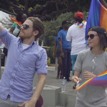 Ellen Page's 'Gaycation' Explores The Big Wide Gay World