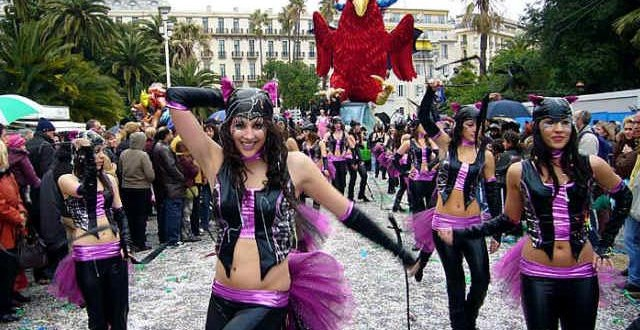 Women's Day Carnival in Cologne, Germany (Photo: http://events2016.com)