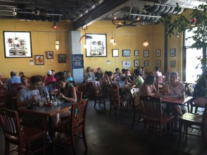 Bouldin Creek Café is a super popular brunch and lunch spot that serves up a tasty vegan and vegetarian dishes in Austin, Texas. (Photo: Super G)