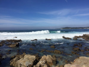 Perfect days by the sea welcomed guests of the GourmetFest in Carmel-by-the-Sea, California. (Photo: Heather Cassell)