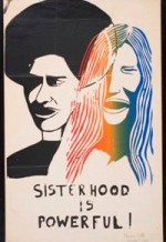 Exhibit Of Rare Womynist Posters Opens In San Francisco