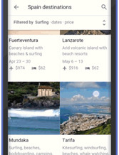 Google Makes Turning Day Dream About Your Next Vacation Into Reality At Your Fingertips