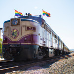 Hit The Rails Or The Bay For LGBT Wine Events