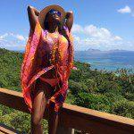 Be Beach Glamourous With Beach Glam's Ama Addae