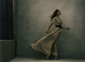The first African American ballet dancer for American Ballet Theatre Misty Copeland (Photo: Courtesy of Annie Leibovitz)