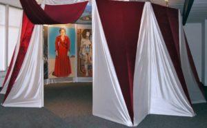 The Sister Chapel, installed at Rowan University Art Gallery West, Glassboro, NJ (Photo: Andrew D. Hottle)