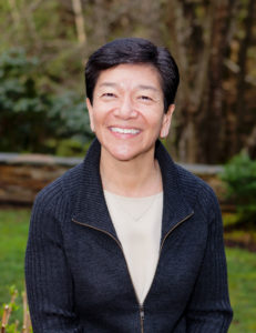 Washington State Supreme Court Justice Mary Yu will receive the Seattle Women's Pride Luminary Award. (Photo: Courtesy of Seattle Women's Pride / The Seattle Lesbian)