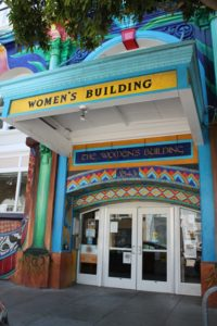 San Francisco's Women's Building in the Mission District celebrates 45 years. (Photo: Super G)