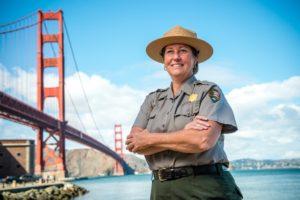 Grand Canyon National Park's new Superintendent Christine Lehnertz (Photo: Courtesy of baynature.org)