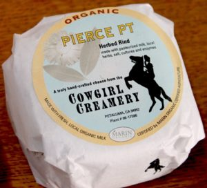 Cow Girl Creamery's Pierce Point Herbed Rind cheese (Photo: Super G)