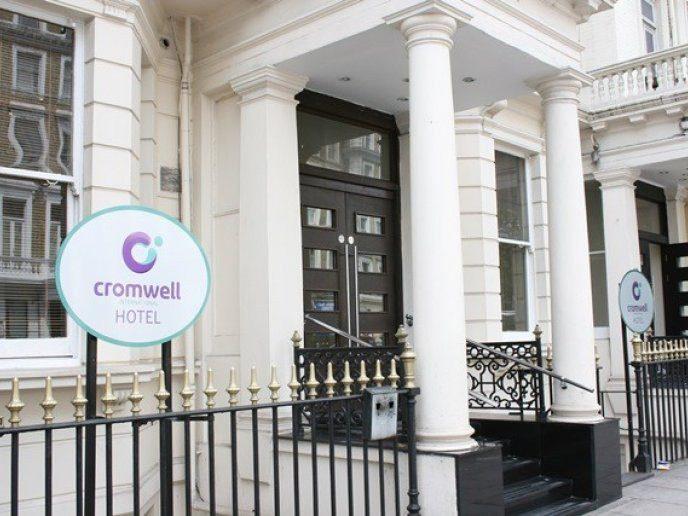 The Cromwell International Hotel (Photo: Courtesy of the Cromwell International Hotel)