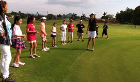 Kellie Hines Talks About Life In Golf And Women On The Green In Hawaii