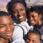 One Black Mom & Her Kids On An Outdoor Adventure Of A Lifetime