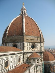 The view of Florence from Campanile. (Photo: Nicole Clausing)