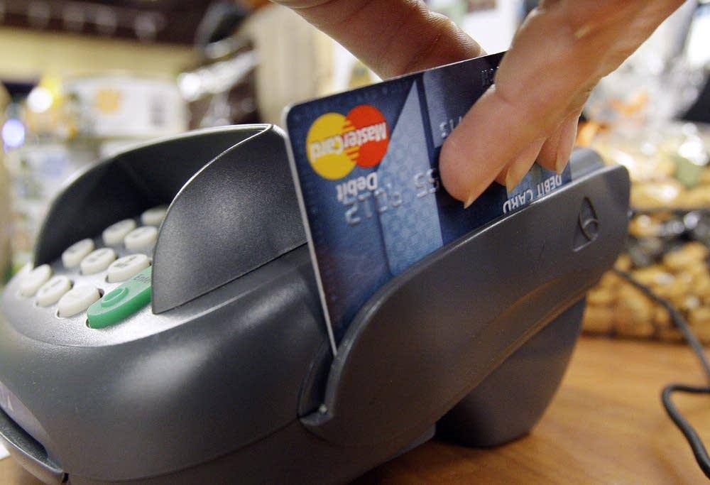 Credit Card Scan