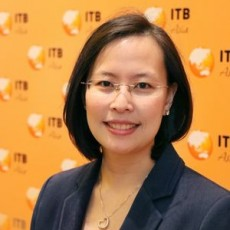 Katrina Leung, newly appointed executive director at ITB Asia.