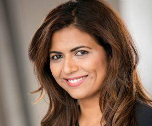 Comedian Mona Shaikh (Photo: Courtesy of the Zee TV Comedy Fest)