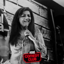 Desi Women Storm The Stage At Desi Comedy Festival