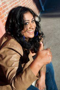 Comedian Priya Prasad (Photo: Courtesy of the Zee TV Desi Comedy Fest)