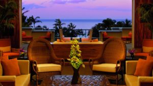 Welcome to Maui the Ritz-Carlton Kapalua style. (Photo: Courtesy of the Ritz-Carlton Kapalua)