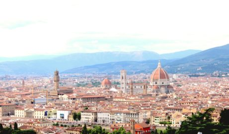 A City With A View: Florence