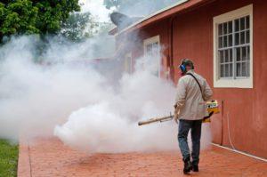 Miami battles Zika virus. (Photo: Associated Press)