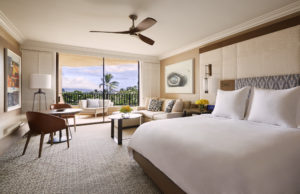 The Four Seasons Maui's newly renovated rooms were unveiled October 27, 2016. (Photo: Courtesy of the Four Seasons Maui)
