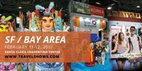 Bay Area Travel & Adventure Show, February 11-12 at the Santa Clara Convention Center, 5001 Great America Parkway, Santa Clara, California. #BayAreaTravelShow