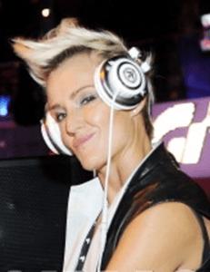 DJ Keala Kennelly (Photo: Courtesy of Blue Water Multimedia)