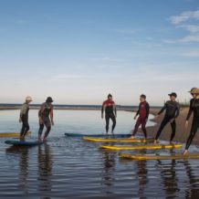 South America's Only LGBTQI Surf Camp Makes Rainbow Waves