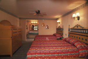 The Coronado Room at Disney's Coronado Springs Resort in Orlando, Florida. (Photo: Courtesy of Walt Disney World)